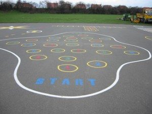 Playground Markings Games