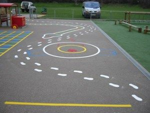 Playground Markings Shapes