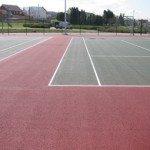 Tennis Court Marking