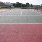 Tennis Court Markings