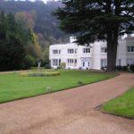 Tar & Shingle Driveway, Burford Lodge