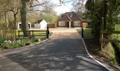 Tar and Shingle Driveway Surrey