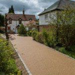 Resin Bound Driveway Worplesdon Surrey 1