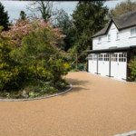 Resin Bound Driveway Worplesdon Surrey (After)