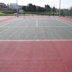 Tennis Court Markings