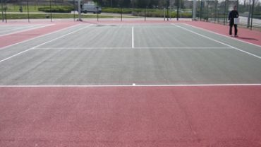 Sports Venue Surfacing