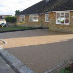 Resin Bound Driveway, Pyrford, Surrey