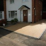 Resin Bound Driveway