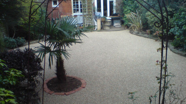 Resin Bound Patios