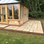Sandstone Patio - Seven Oaks