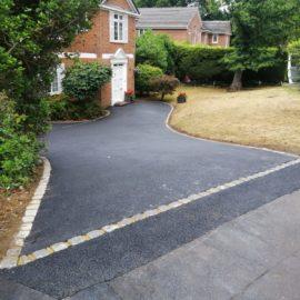 Tarmac Driveway in Weybridge, Surrey