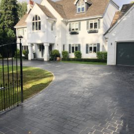 Block Paved Driveway in Cobham, Surrey