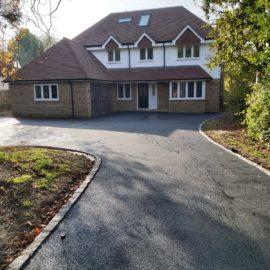 Tarmac Driveway in East Horsley, Surrey
