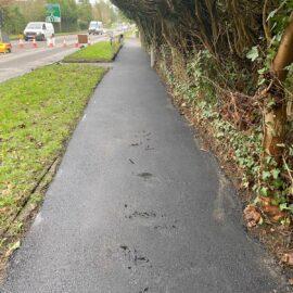 Tarmac Roadway in Dorking, Surrey