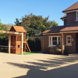 Resin Driveway in Esher, Surrey