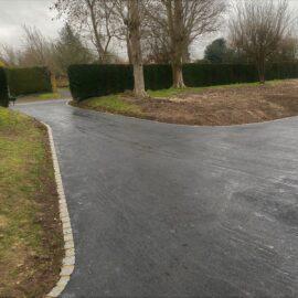 Tarmac Driveway in Leatherhead, Surrey