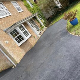 Tarmac Driveway in West Horsley, Surrey