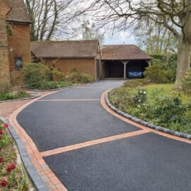 Tarmac Driveway in Betchworth, Surrey