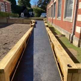 Tarmac Ramp in Crowthorne, Berkshire