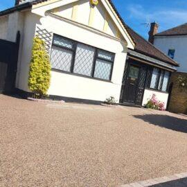 Resin Driveway in Sunbury‐on‐Thames, Surrey