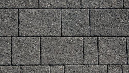 Drivesett Argent block paving graphite