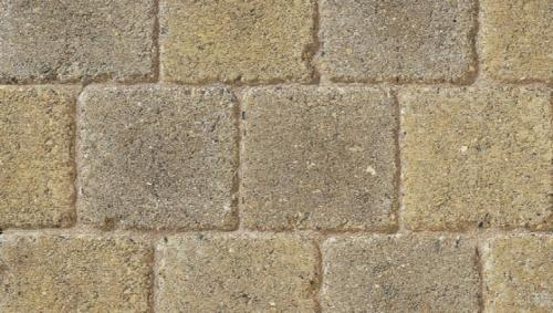 Drivesett Deco block paving Cotswold